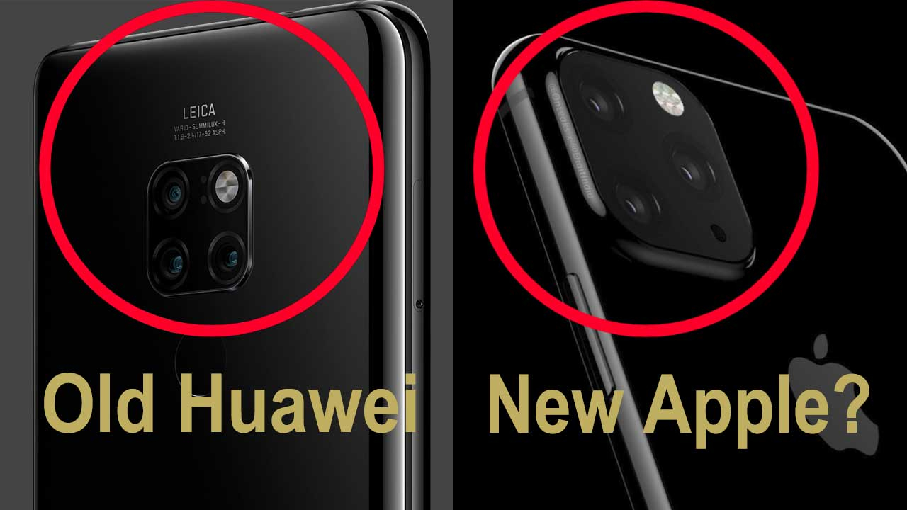 Copying Huawei won't make iPhone much better