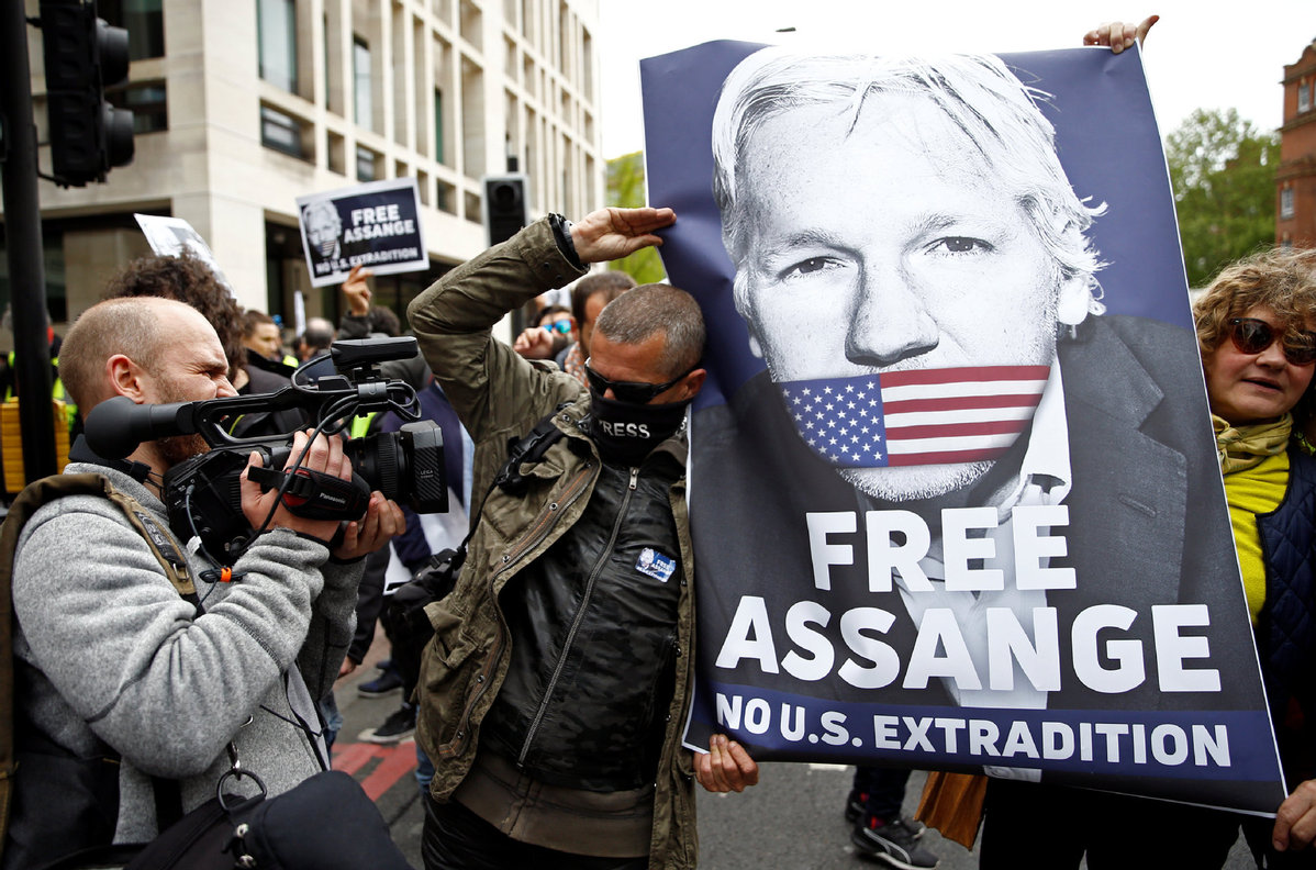Assange case exposes the double standard practiced by US