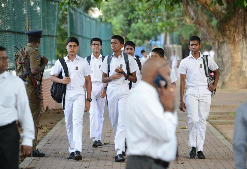 Many schools in Sri Lanka reopen after Easter attacks