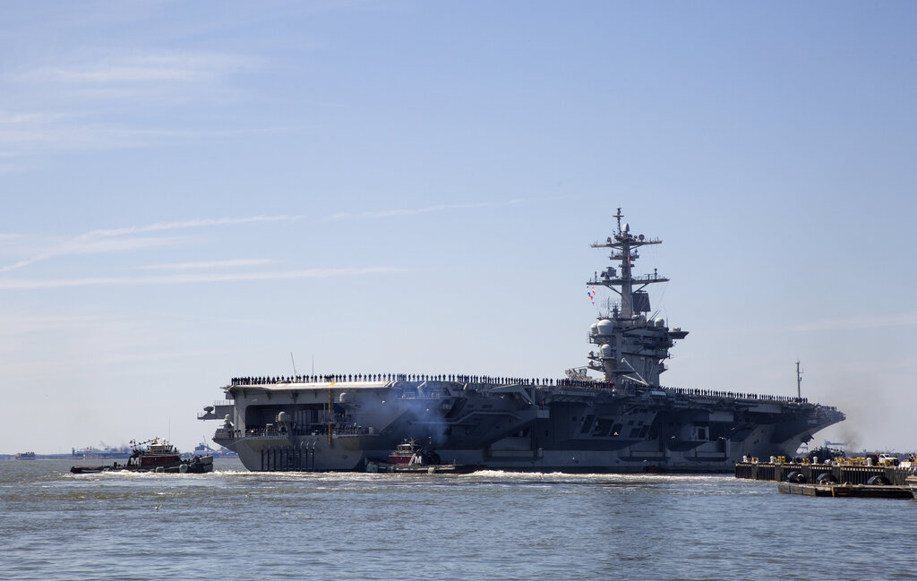 US-Iran tensions rise ahead of anniversary of deal pullout