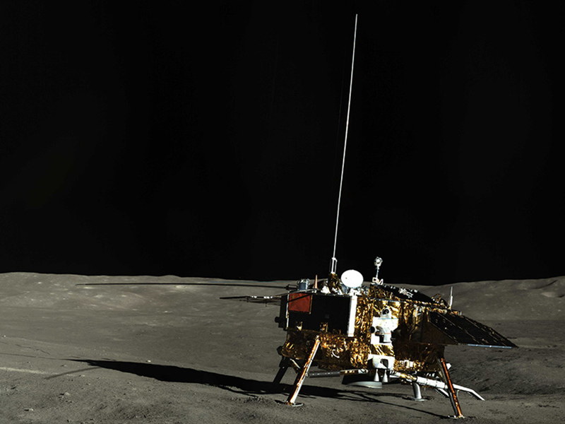 Chinese deep space research leads to deeper international cooperation
