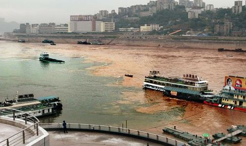 China's overall water quality improves, some sections of Yangtze substandard