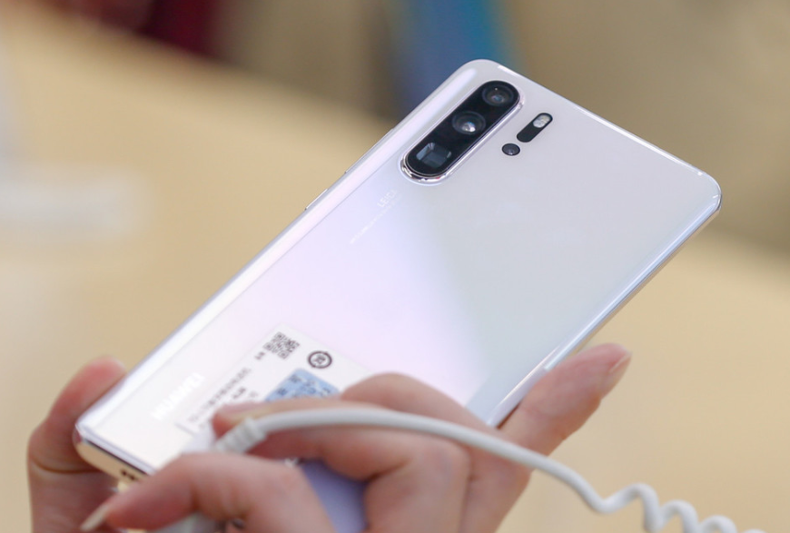 Huawei sole Q1 standout for global smartphones