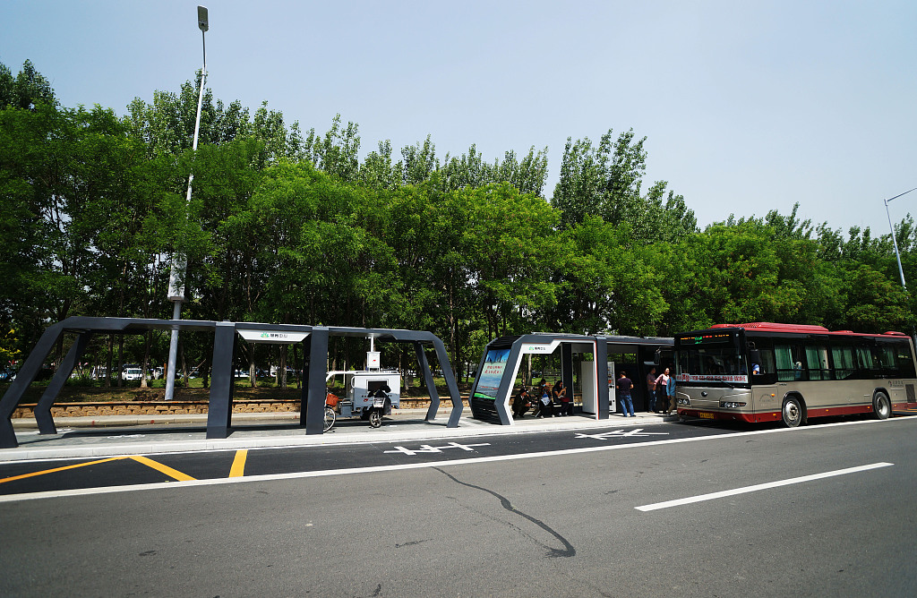 Tianjin's public transport to go free for soldiers, firefighters