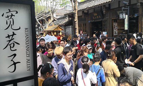 Sichuan tops provinces as Chinese tourism revenues continue to soar
