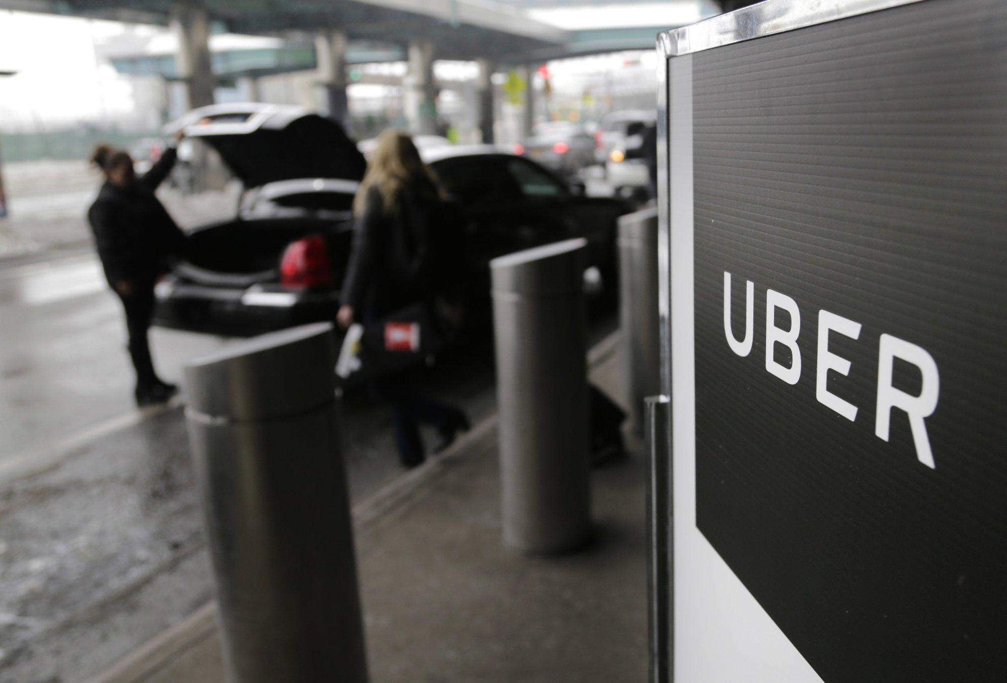 Uber, Lyft drivers protest across the US, overseas