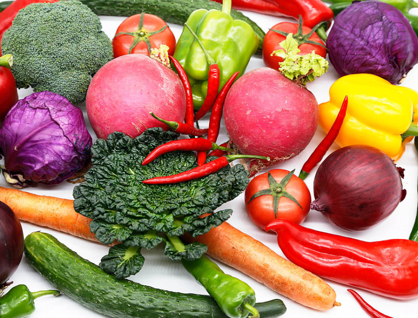 Chinese vegetable eaters hungry for online market