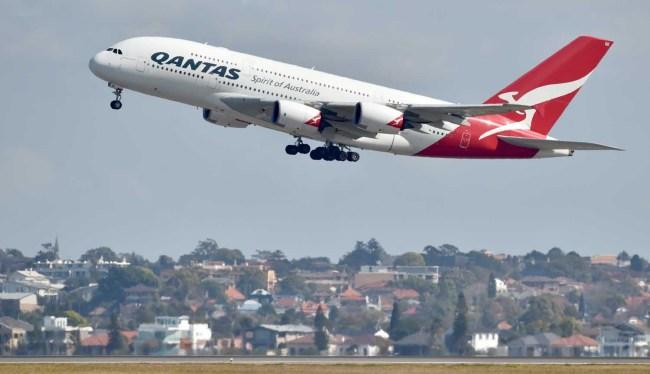 World's first 'zero waste' flight takes off in Australia