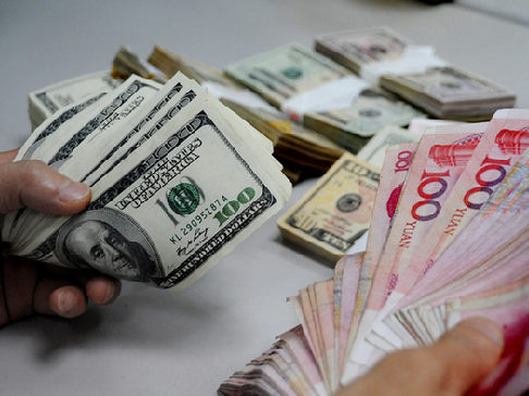 Chinese yuan strengthens to 6.7665 against USD Thursday
