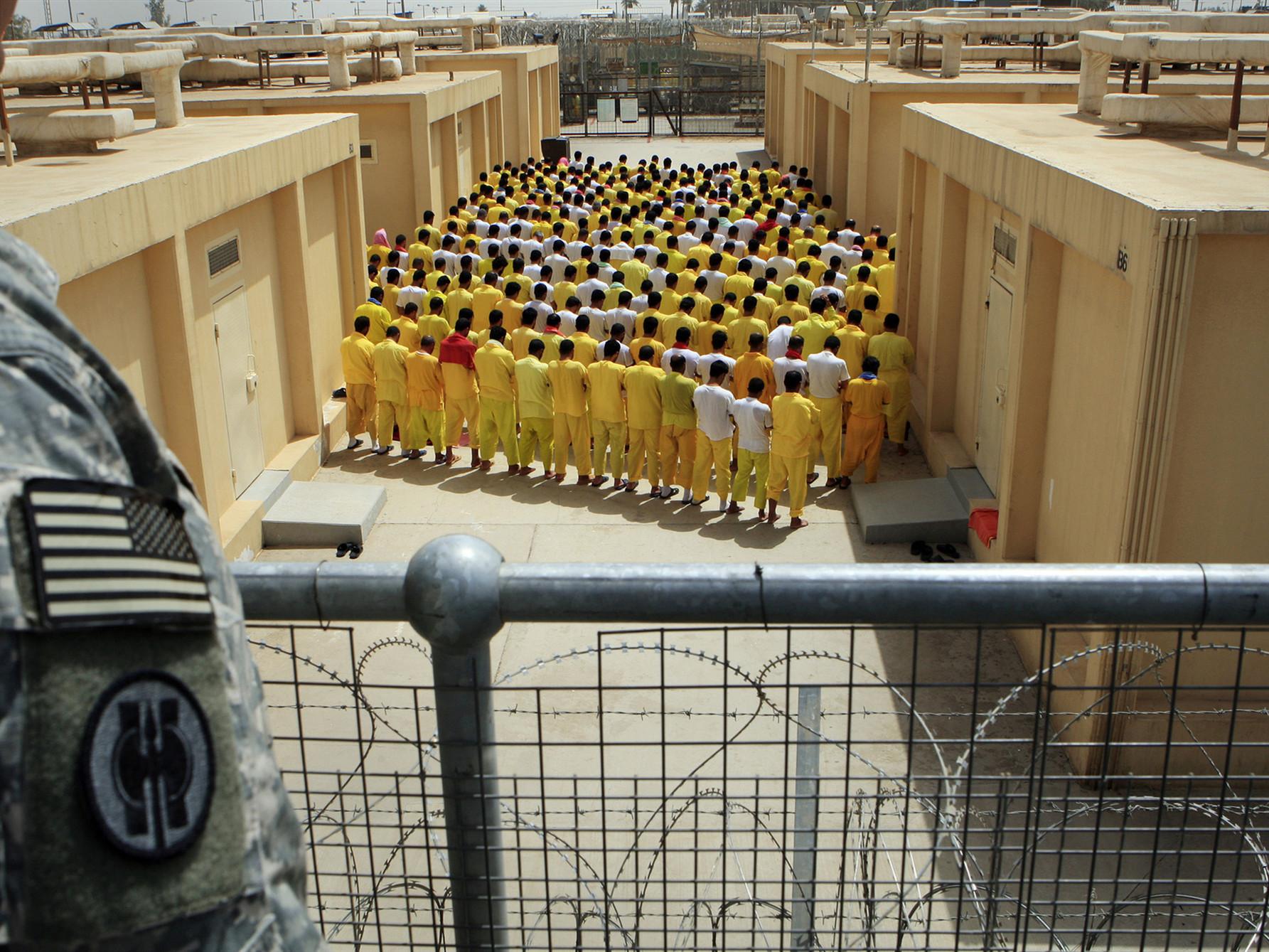 Fears of new jihadist 'academies' as Iraqi jails fill up