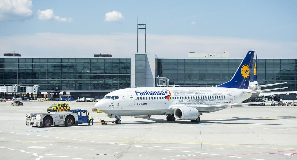 Drone sighting temporarily halts air traffic at Frankfurt airport