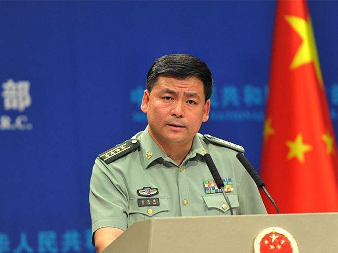 China resolutely opposes US military report on China: defense spokesperson