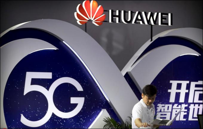 China leads 5G patent race