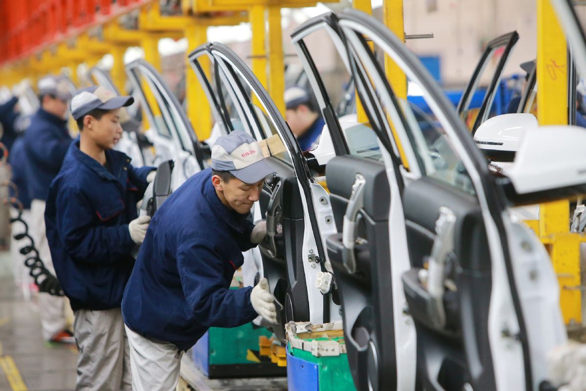 Great Wall Motor sales up 8.7% in Jan-April period