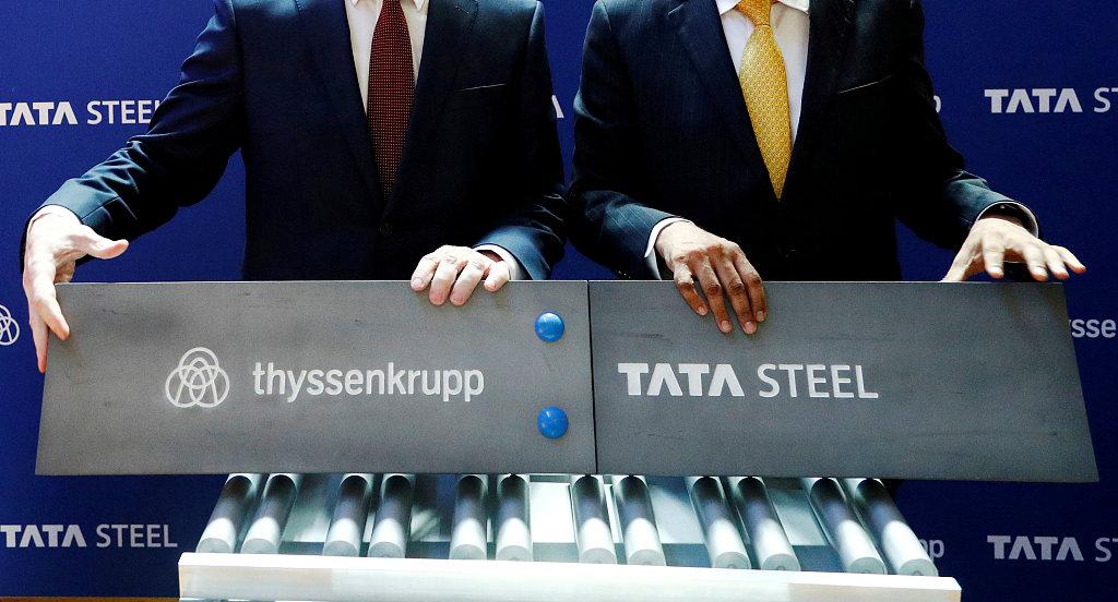 Thyssenkrupp says expects EU to 'block' Tata merger plan