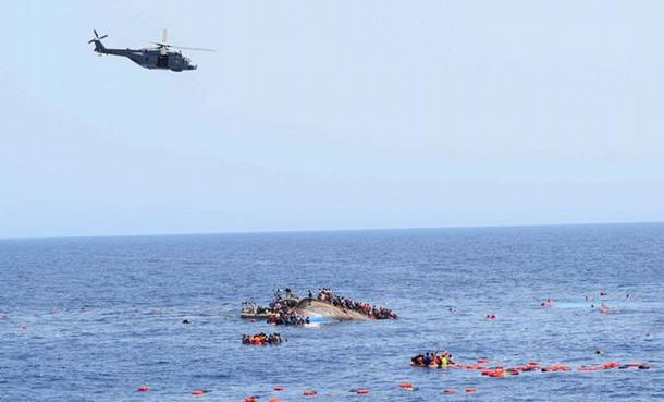 Up to 70 migrants drown after boat capsizes off Tunisia