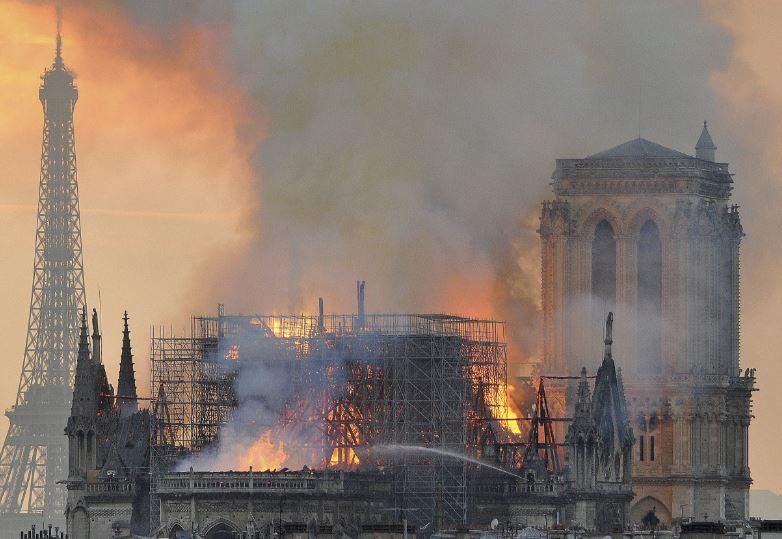 France considers law on Notre Dame restoration