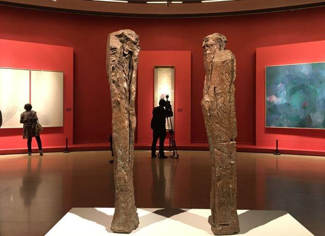 Asian civilization exhibition kicks off in Beijing
