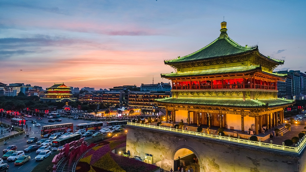 Silk Road int'l expo opens in China's Xi'an