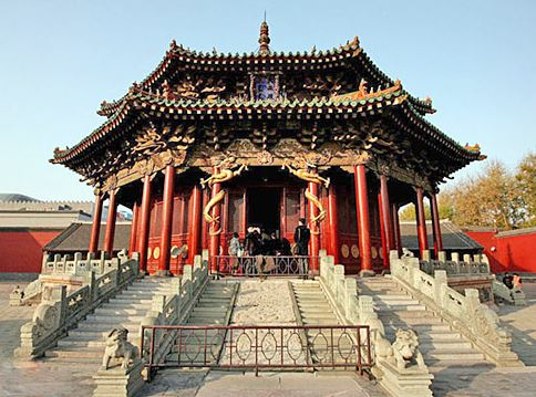 Shenyang Palace Museum offers visitors hands-on experience on renovation