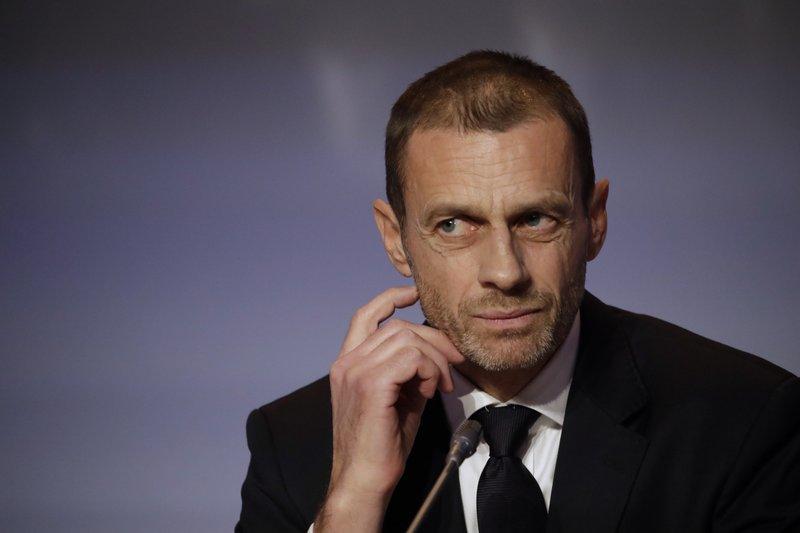UEFA will explore CL revamp despite attacks