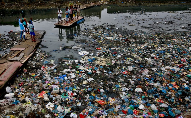 Landmark UN plastic waste pact gets approved but not by US