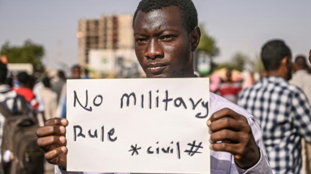 Sudan's transitional council invites opposition for meeting