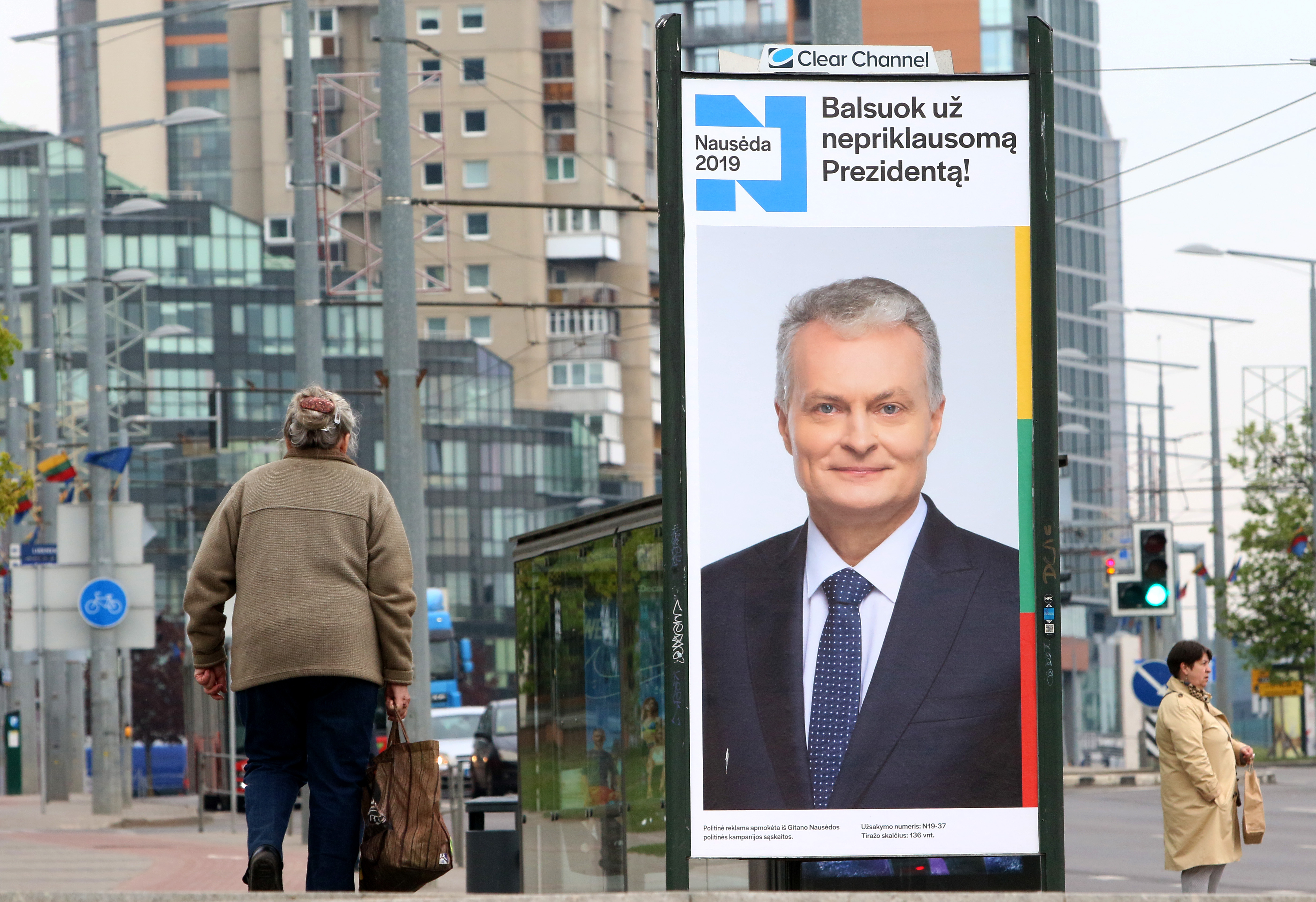 Presidential election, 2 referendums kick off in Lithuania