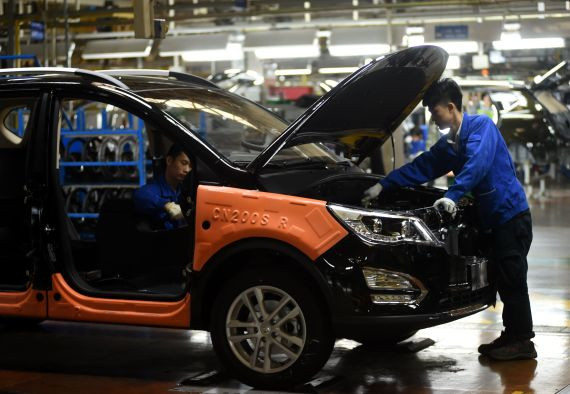 SAIC-GM to recall 7,779 vehicles over defective electronic power steering