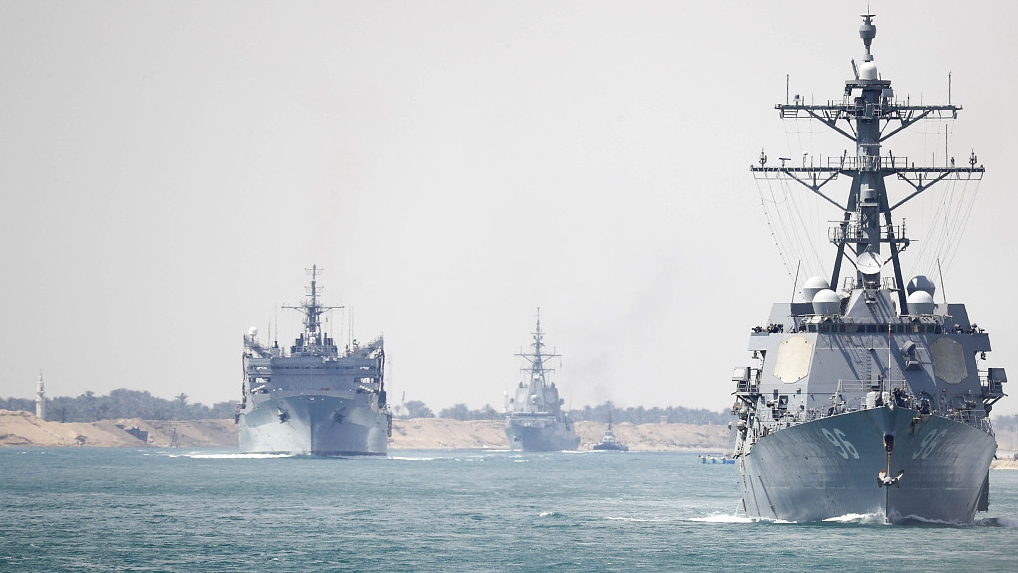 Iran's Guards commander: US military presence in Gulf is 'an opportunity'