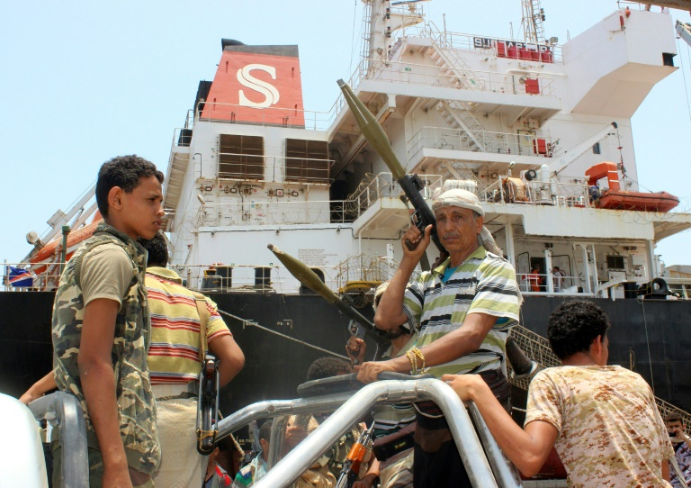 UN says rebel pullout from key Yemen ports on track