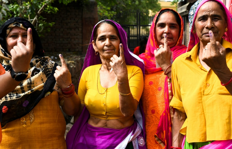 'Love vs. hate' in penultimate Indian election round