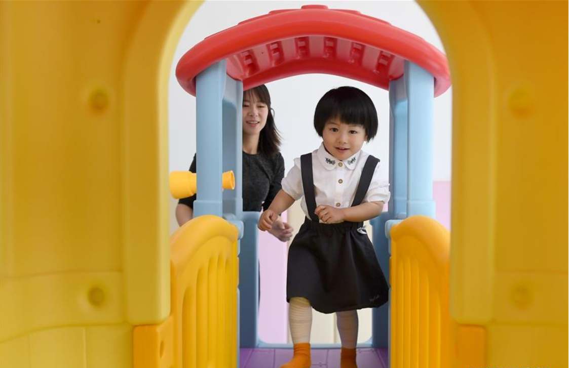 Experimental infant-related project benefits over 1,000 children in Ningshan, NW China