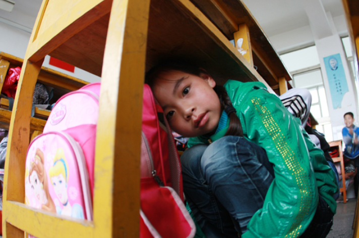 China strengthens disaster prevention, relief education