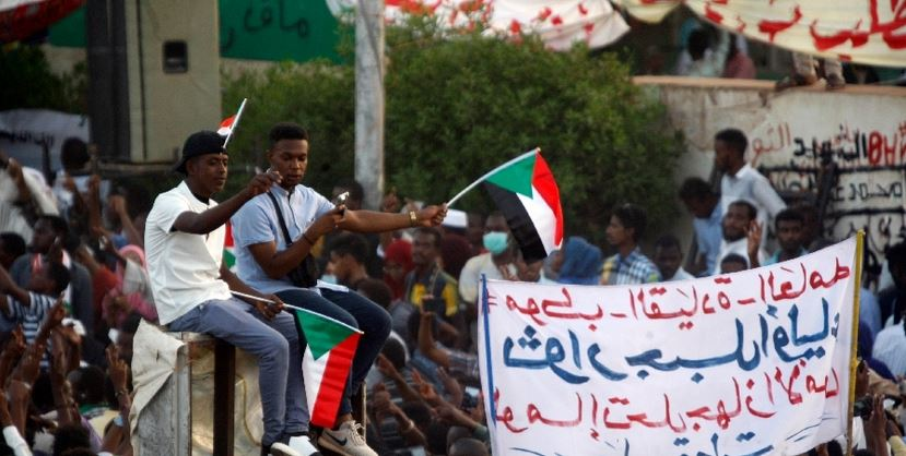 Sudan's military council says reaches deal with opposition on transitional authority