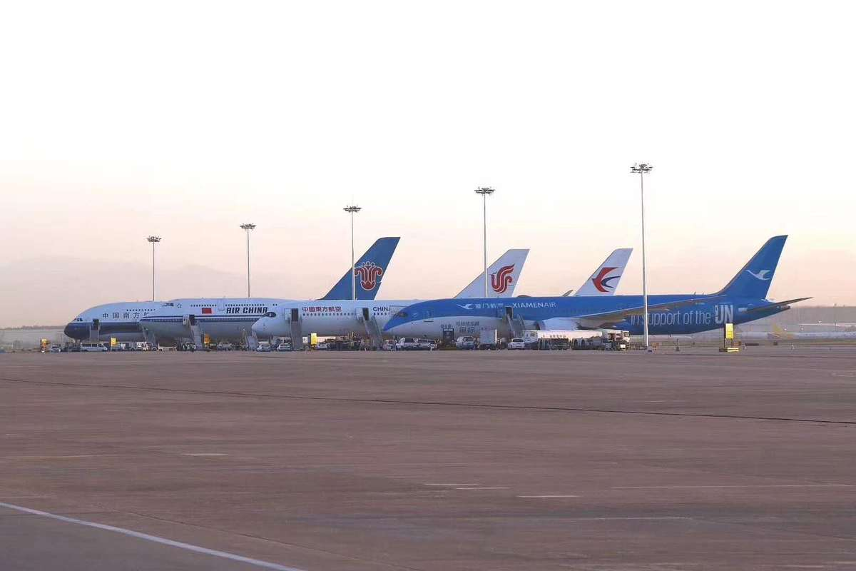New Beijing airport completes four test flights