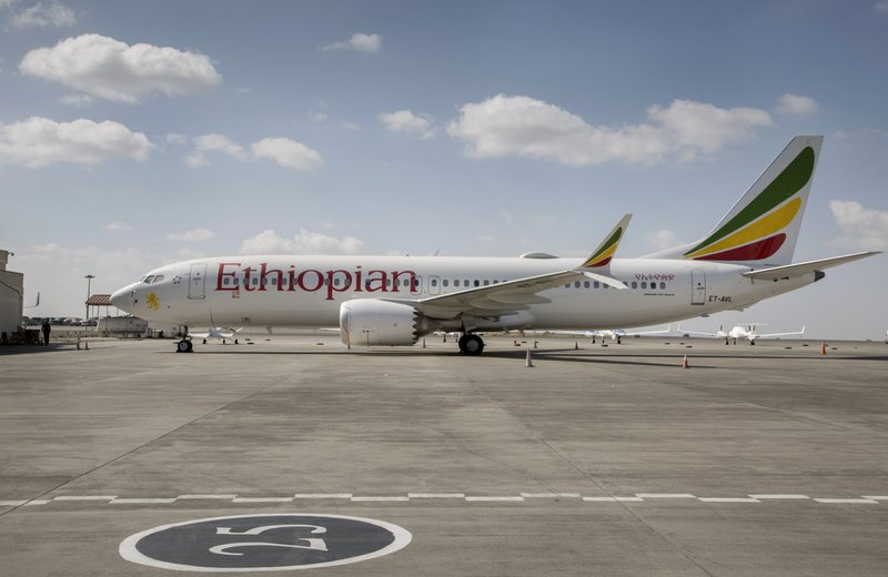 Ethiopian Airlines hesitant about using Boeing Max jets