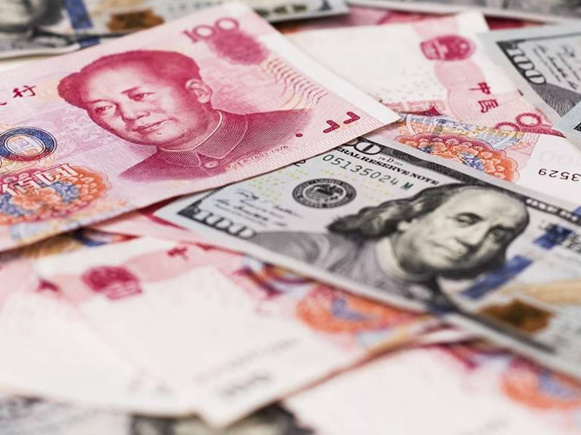 Chinese yuan weakens to 6.8365 against USD Tuesday