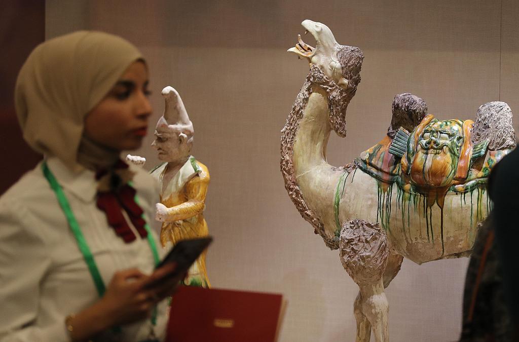 Asian cultural treasures exhibited in Beijing