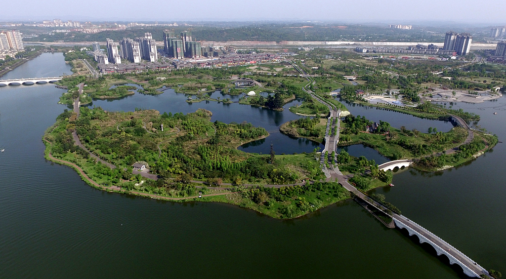 Chinese researchers map impervious surface area, green space of world cities