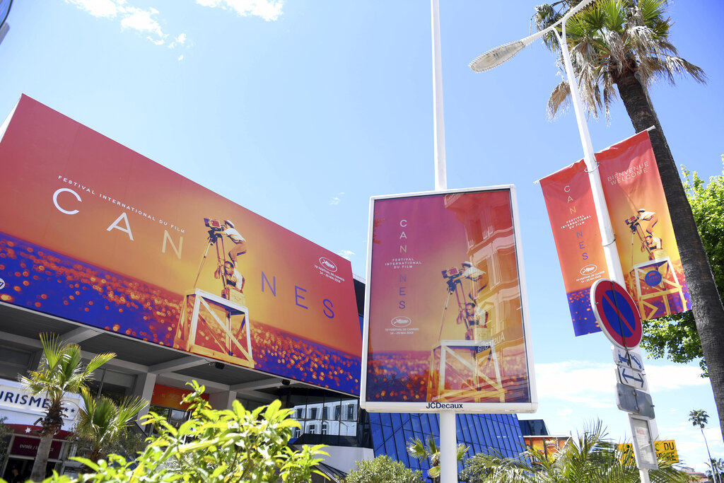 Cannes Film festival set to open with zombie comedy
