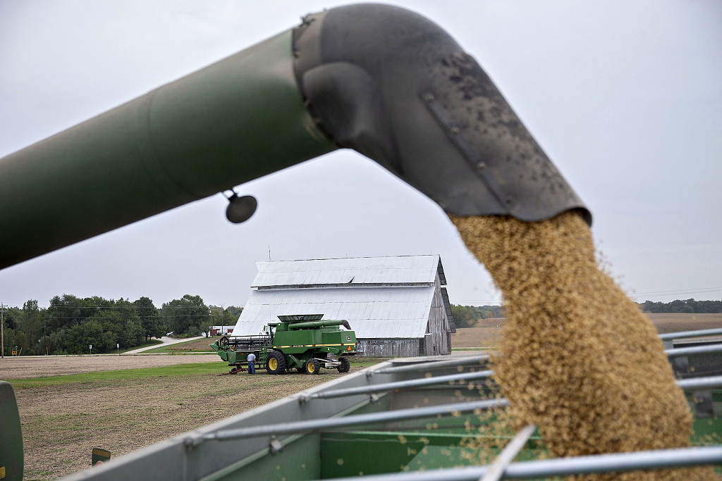 US soy growers call for talks, not tariffs