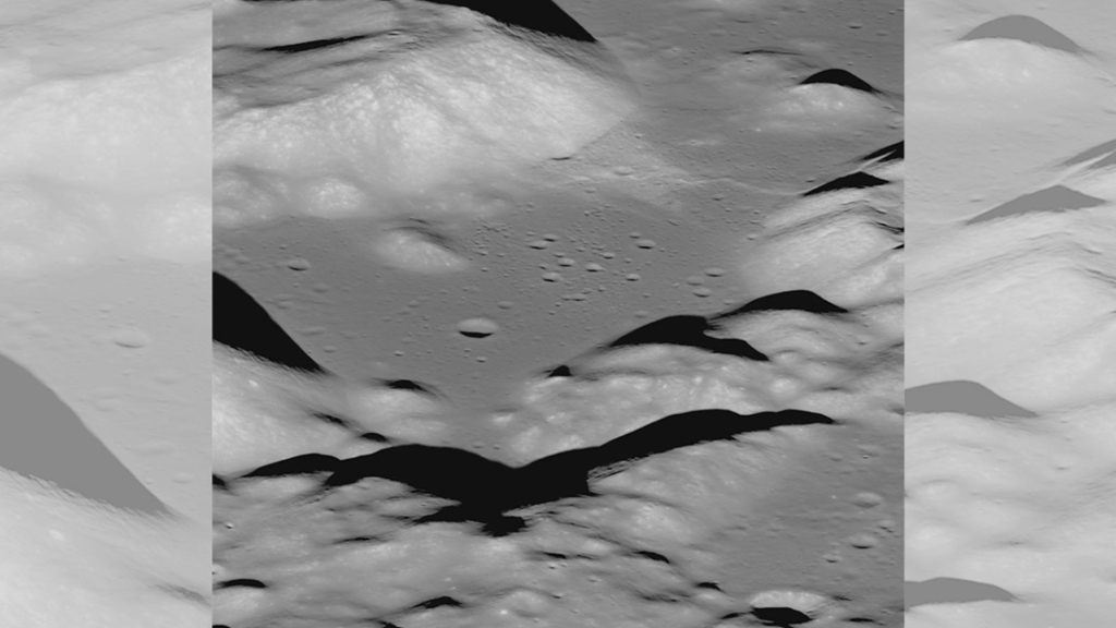 The moon is shrinking: NASA study