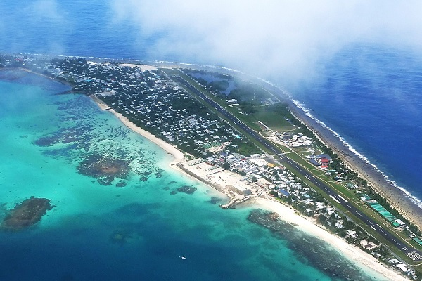UN chief recognizes Pacific region's efforts to fight against climate change