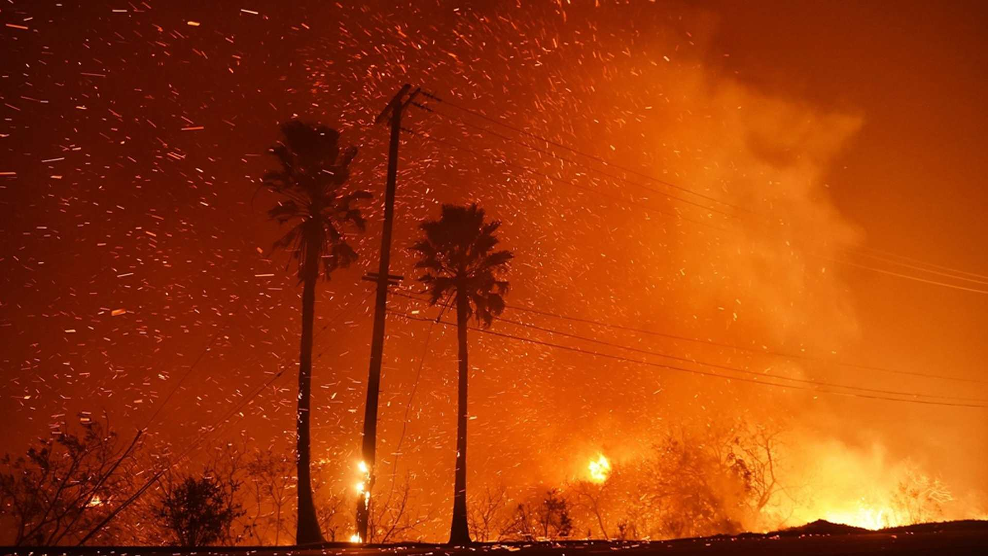 US officials: PG&E equipment sparked deadly California wildfire