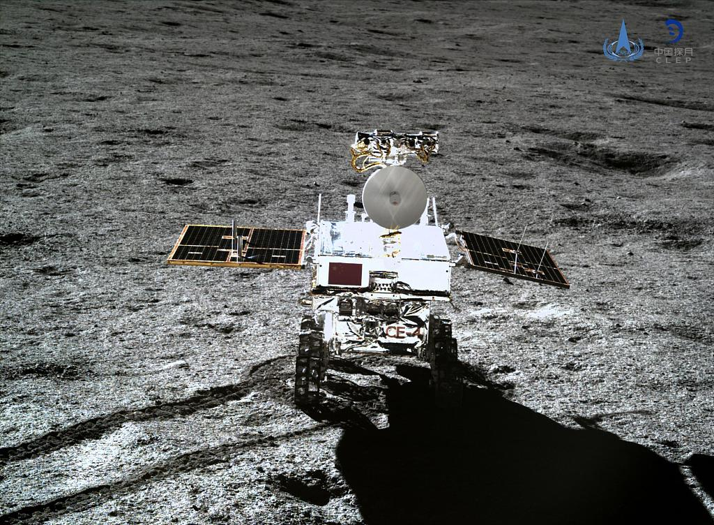 Chinese researchers present evidence of mantle material on far side of Moon