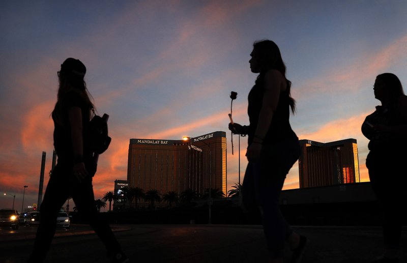 MGM Resorts reports 'possible' Vegas shooting settlement
