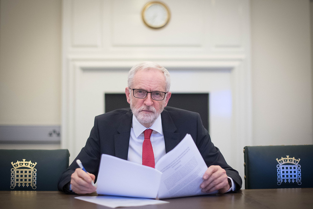 Brexit talks over: UK Labour leader calls time on discussions with PM May