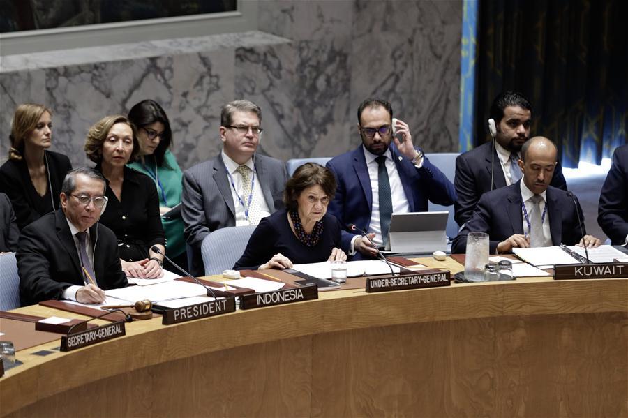 UN calls for immediate de-escalation of violence in greater Idlib, Syria