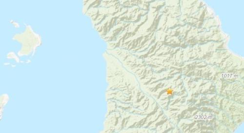 6.0-magnitude earthquake hits PNG: USGS